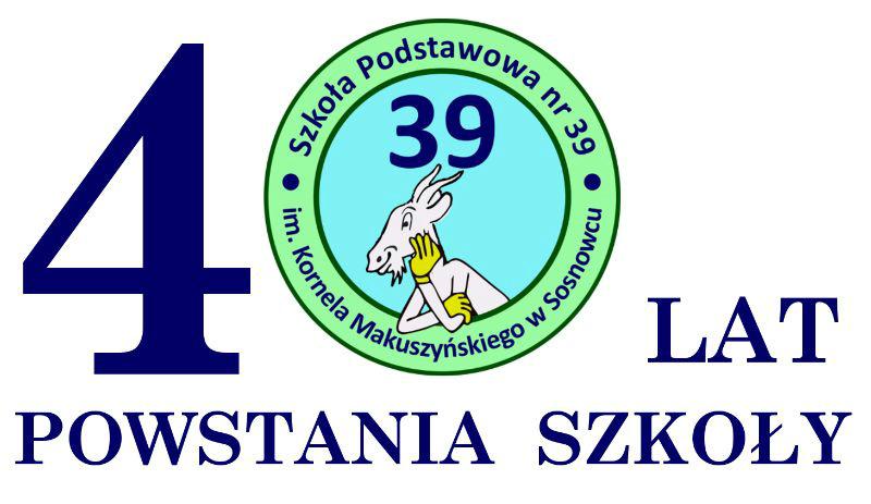 Logo 40-lat SP39